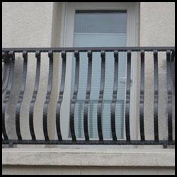 Berkeley Wrought Iron Ornamental